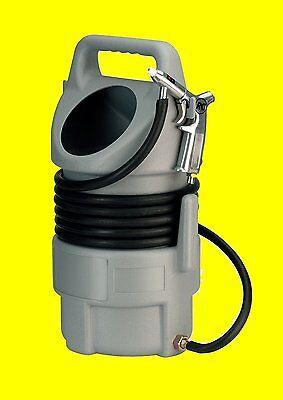 RODCRAFT 8112 mobiles Sandstrahlgerät mit 10 Liter Behälter 8951070003 - NEU