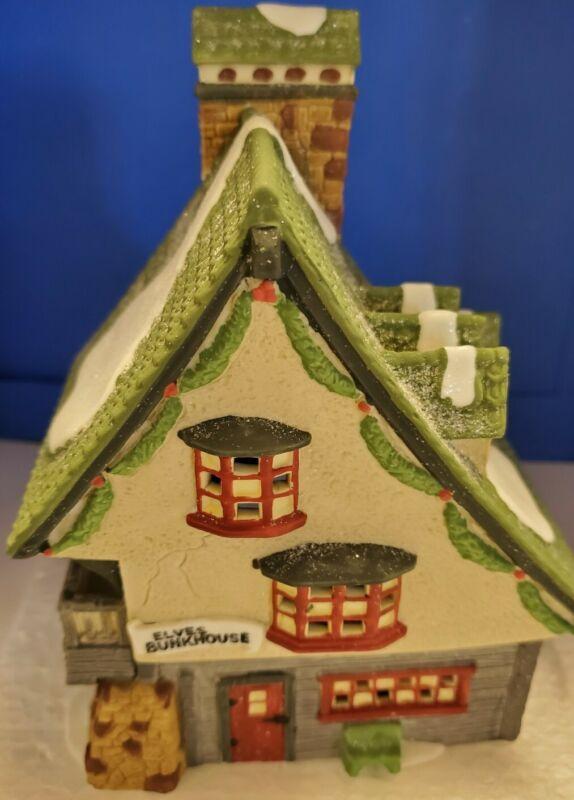 Dept. 56: Elf Bunkhouse - North Pole Village