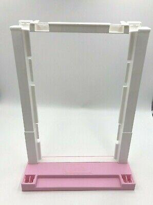Barbie 2018 Dream House Replacement Part Front Door Frame & Porch Base