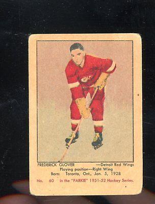 1951 Parkhurst #60   Frederick Glover