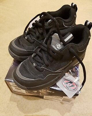 Heelys Slide Bundle Black UK 13 / USA youth 1