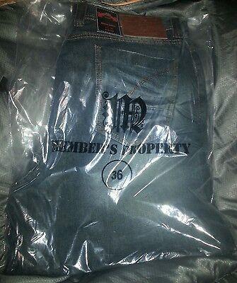 New Member Property Denim Shorts Never been worn