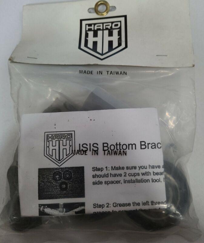 Haro ISIS 19mm Bottom Bracket Kit With Installation Tool Sealed Bearing NOS