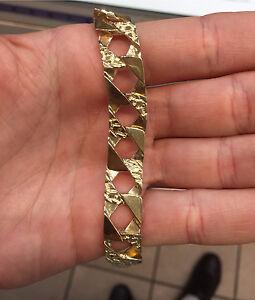 Bracelet Link en Or 10k