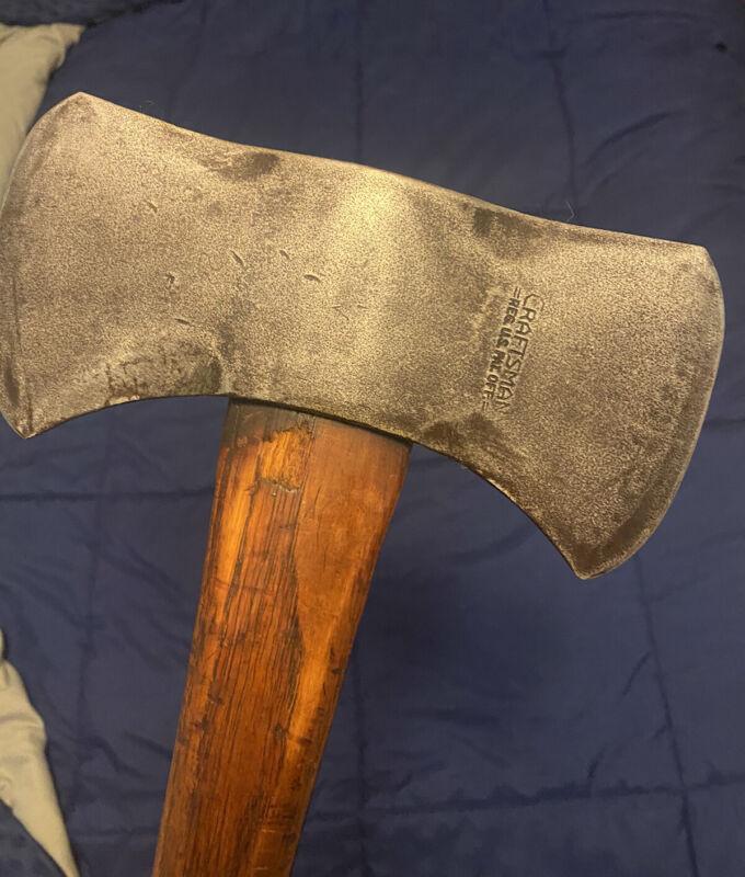 vintage cruiser axe 2.5 pounds