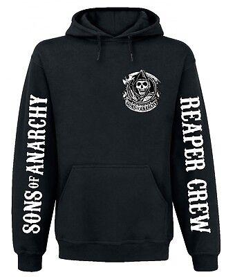 Sons of Anarchy American Outlaw male Hoodie, Herren Kapuzenpullover (Sons Of Anarchy Hoodies)
