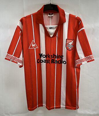 Scarborough Home Football Shirt 1996/97 (XL) Le Coq Sportif C890 image