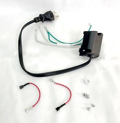 Replacement Wiring Harness For Olde Midway Popcorn Machine 8 Oz Kettle