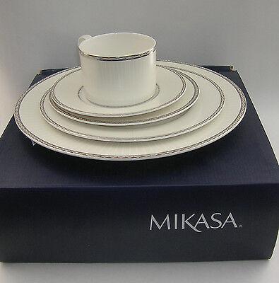 MIKASA Portico ONE Place Setting (5 Piece) Dinnerware Set NEW ()