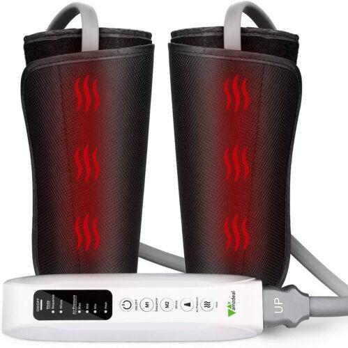 Amzdeal Air Pressure Leg Massager heated leg massager for circulation S9022A