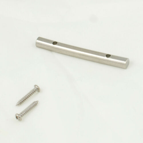 """Electric Guitar Headstock String Retainer Bar, 1-12/16"""", Chrome (44.5mm)"""