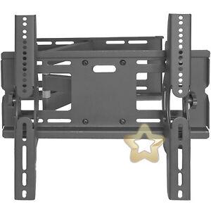 TV-Wall-Mount-Bracket-Flat-Plasma-23-42-inch-VESA-Tilt-Swivel-Extend-Top-Quality
