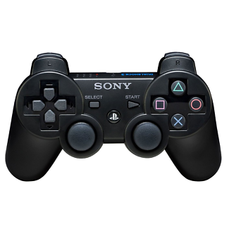 Sony Wireless PS3 Game Controller for PS3 - N1158