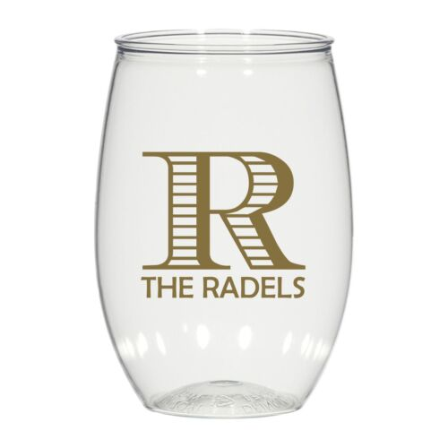60 16 oz Custom Personalized stemless Wedding cups Party Favors bachelorette