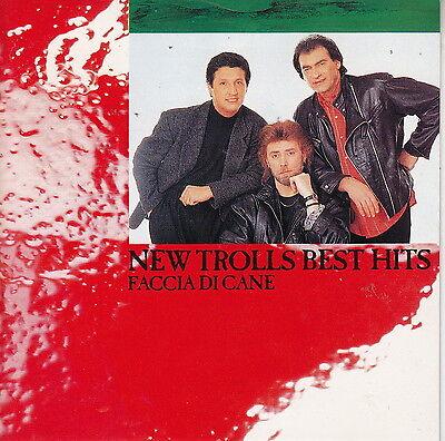 Best Hits by New Trolls (CD, 1993 King Record) Japan Import/Faccia di