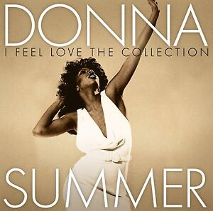 DONNA SUMMER  (NEW 2 CD SET ) I FEEL LOVE GREATEST HITS COLLECTION VERY BEST OF