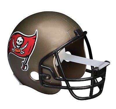 3m Scotch Tape Dispenser - Tampa Bay Buccaneers Football Helmet W 1 Tape Roll