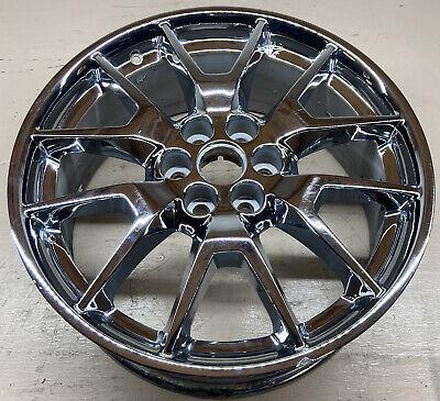 "2013-2016 Cadillac SRX 20"" OEM Chrome Wheel Part #4709"