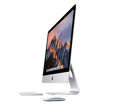 "Apple iMac 27"" 5K (5120x2880) All-in-One i5 7th Gen 8GB RAM 1TB Fusion Drive"