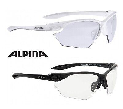 "Alpina ""Twist Four S VL+"" Sport- Radbrille  VARIOFLEX  NEU #208 UVP 99,95€"