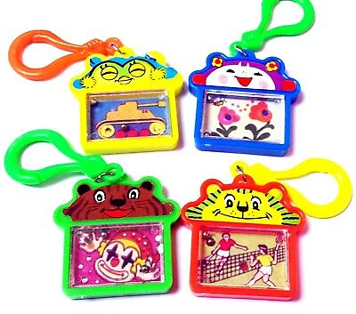 12pc Plastic Clip with pinball game Birthday Party Favor Pinata Carnival novelty