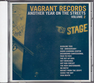 Another Year On The Streets Vol. 2 - CD (Vagrant