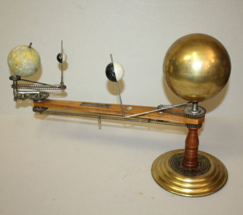 Science Antique Trippensee Planetarium – Country Store School House Science Disp
