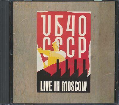 Usado, CD UB40 - CCCP: Live In Moscow comprar usado  Enviando para Brazil