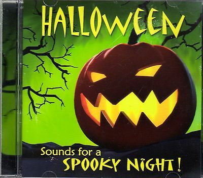 Sounds For Halloween (HALLOWEEN SOUNDS FOR A SPOOKY NIGHT: HAUNTED HOUSE MUSIC & SPOOKY SOUND)