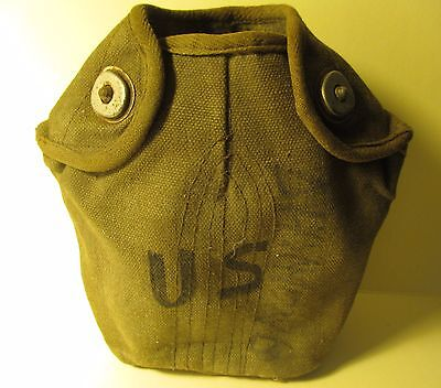 Vintage Military / Army Canteen Holder
