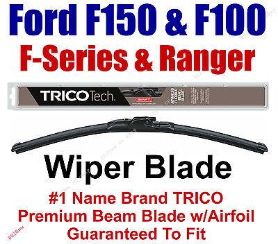 (1980-1997 Ford F100 F150 F-Series & Ranger F-100 F-150 Premium Wiper Blade 19180)