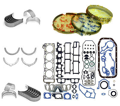 85-95 TOYOTA PICKUP 2.4L 22R 22RE SOHC 8V Engine Re-Ring Kit FREE SHIPPING, used for sale  Shipping to Canada