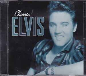 ELVIS-PRESLEY-CLASSIC-ELVIS-CD-NEW