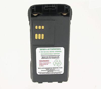 7.2v 2700 Mah Nimh Battery For Motorola Radio Xts-1500 Xts-2500 Pr-1500 Mt-1500