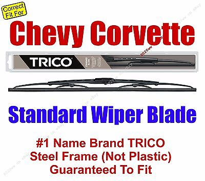 Wiper Blade Standard Grade fit 1984-1994 Chevy Chevrolet Corvette Qty 1 - 30190