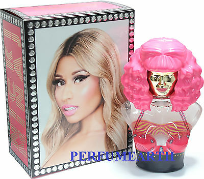 Minajesty By Nicki Minaj  1 7 1 6 Oz Edp Spray For Women New In Box