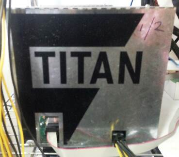 KNC Titan Scrypt Miner free postage in Australia Inala Brisbane South West Preview