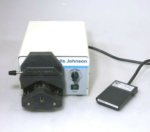 Wells Johnson Infusion / Infiltration Pump With Pedal