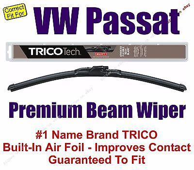 Wiper Premium Beam Blade - fits 1990-2001 Volkswagen VW Passat (Qty 1) - 19210 1990 Vw Passat Wiper