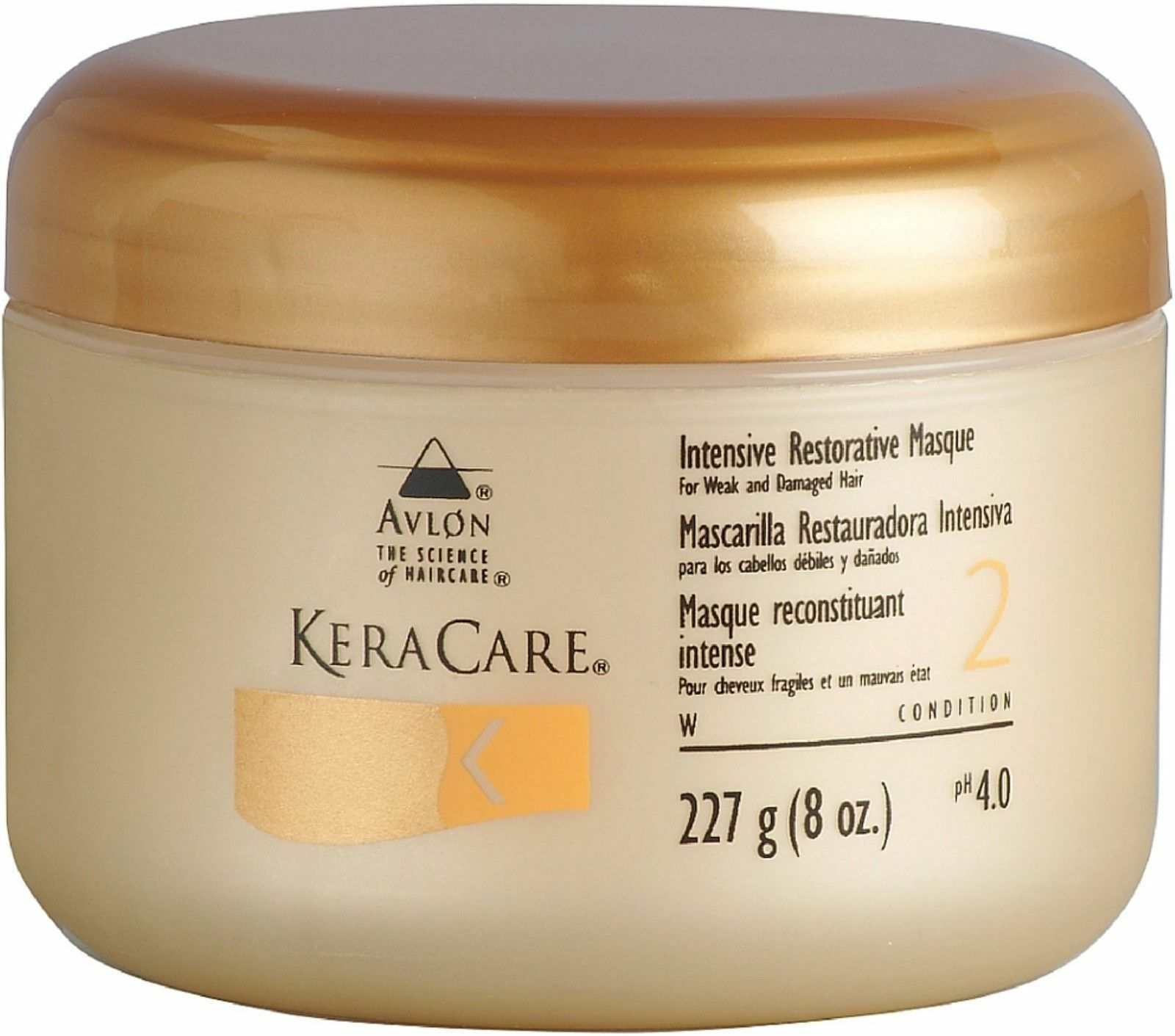 Avlon Keracare Intensive Restorative Masque 8oz Hair Care & Styling