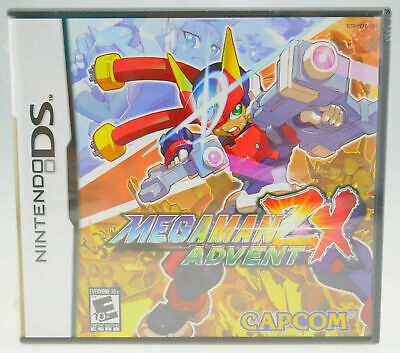 Mega Man ZX Advent | Nintendo DS NDS | NEU eingeschweißt SEALED