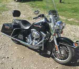 2009 Harley Davisdon FLHR Road King