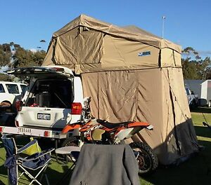 WCS ROOFTOP TENT COMPLETE WITH ANNEX Wanneroo Wanneroo Area Preview