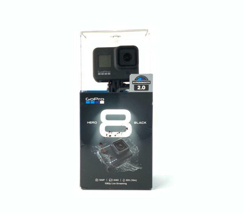 GoPro HERO8 Hero 8 Black 4K Action Camera -  CHDHX-801