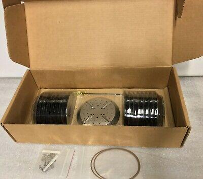 New Cti-cryogenics Cryo-torr 8 Pump15k Array Kitcharcoal Panelspair Wrnty