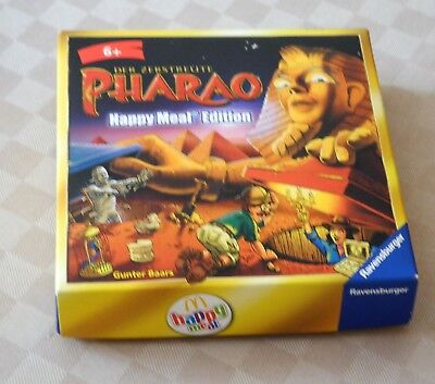 Der Zerstreute Pharao Ravensburger Happy Meal Edition