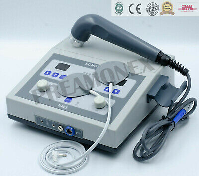 1mhz Ultrasound Therapy And Dual Channel Combination Electrotherapy Ce Unit Ebgs