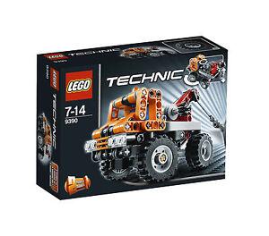 NEU & OVP !!! LEGO Technic Mini-Abschleppwagen Abschlepptruck (9390)