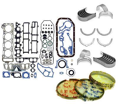 85-95 TOYOTA CELICA 2.4L 22R 22RE SOHC 8V Engine Re-Ring Kit FREE SHIPPING for sale  San Gabriel