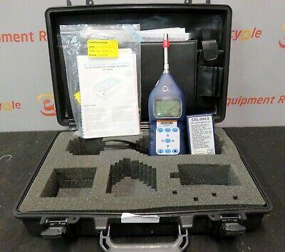 Cel 480 Digital Band Sound Lever Meter Detector Tester